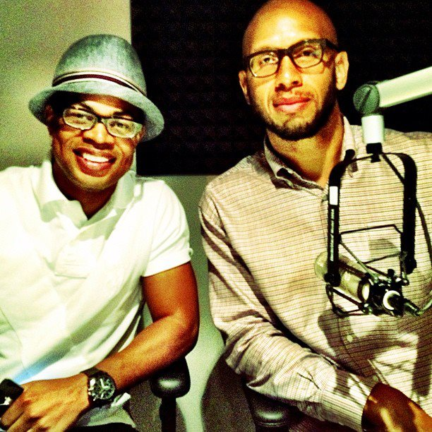 @DarinAtwater and @ByronNichols1 Radio One Interview: 2012 Genius for Men Honorees Spread the Word